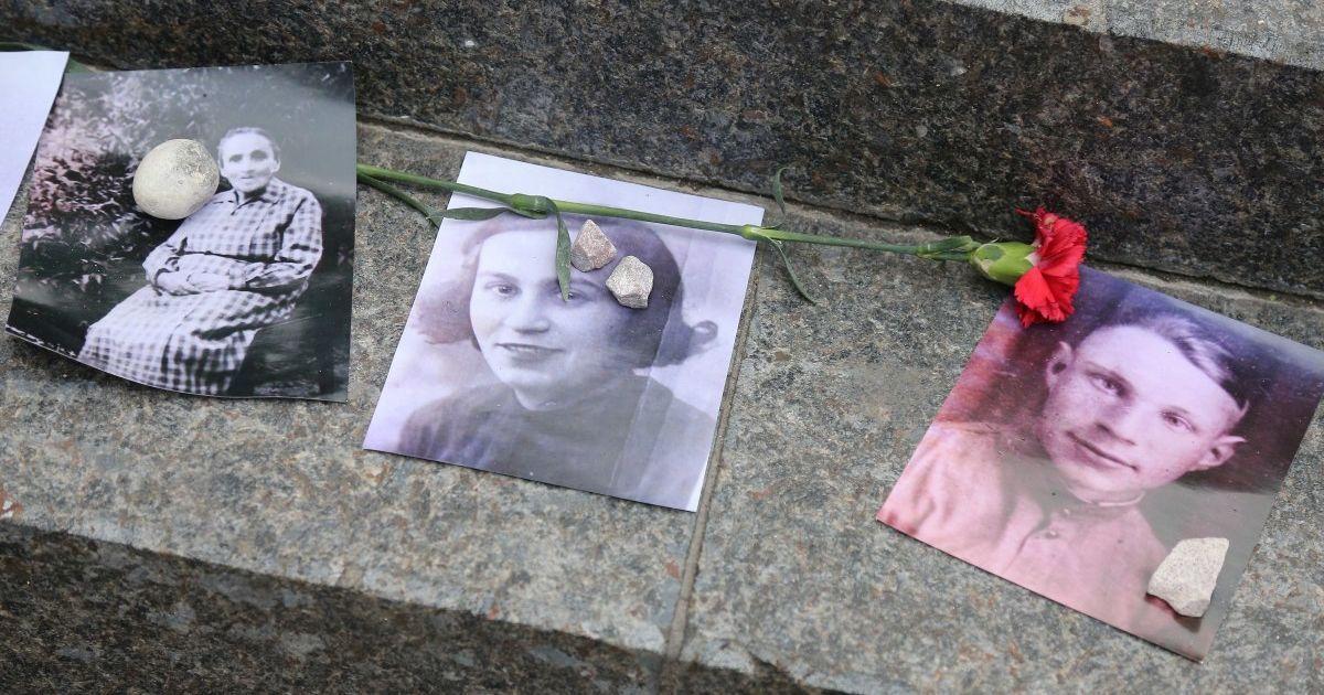 """Науковці Меморіалу Голокосту """"Бабин Яр"""" встановили місця розстрілу майже 34 тисяч євреїв у вересні 1941 року"""