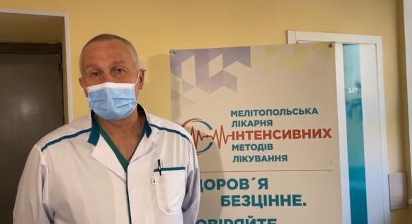 лікар-травматолог Клімушин