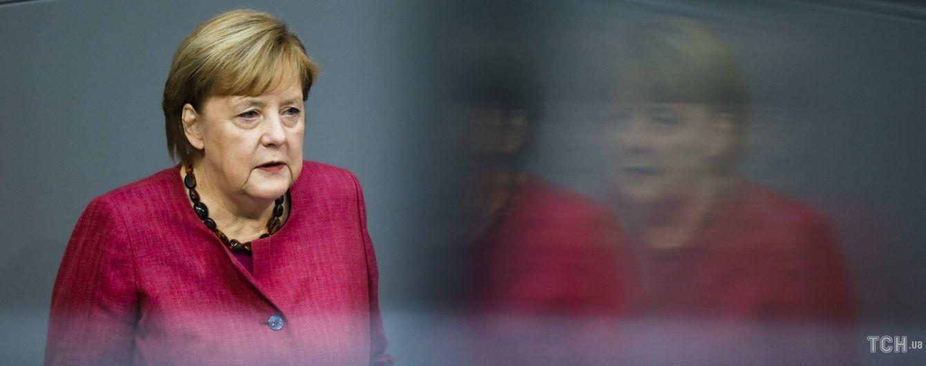 """Меркель не поддержали: в Германии отказались от усиления """"коронавирусного"""" карантина"""