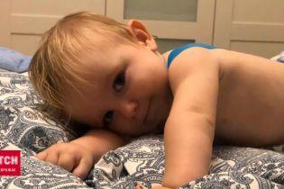 Диагноз СМА разрушает мышцы Егорки: малышу нужна помощь каждого