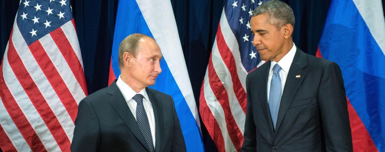 """Обама в мемуарах назвал Путина """"физически ничем не примечательной личностью"""" и рассказал, как выслушивал его тирады"""