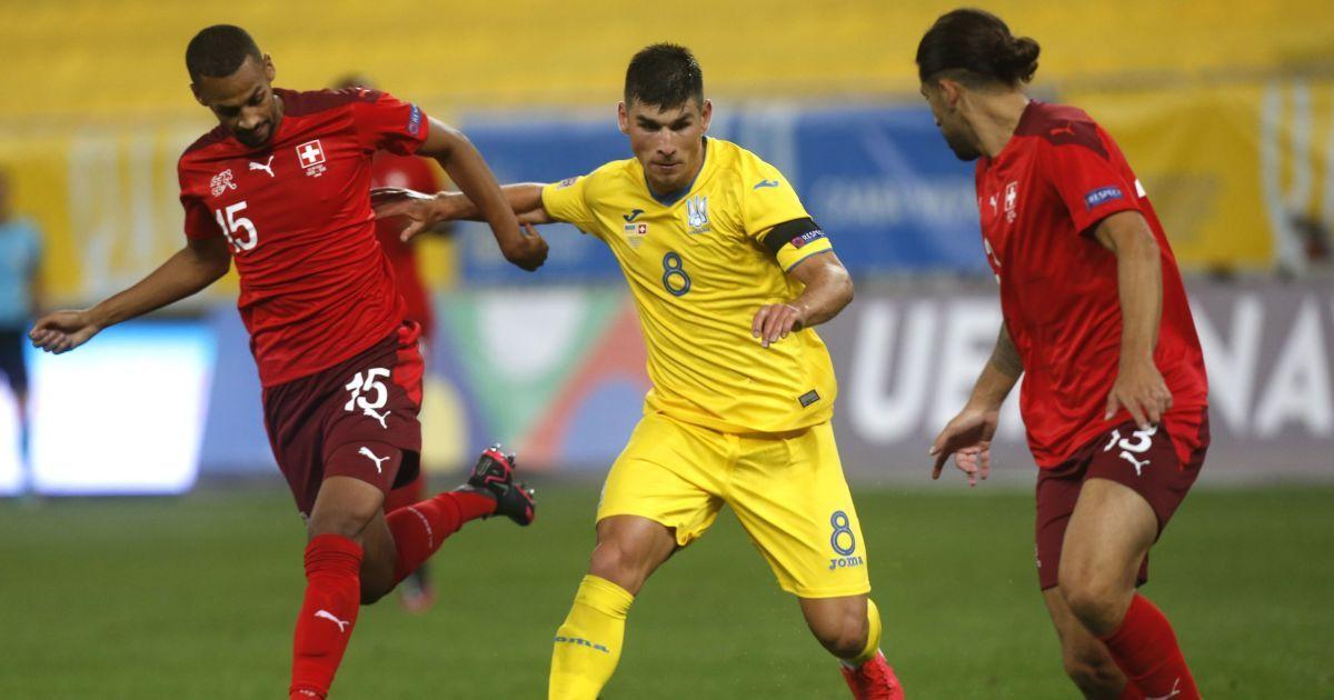 Швейцария - Украина: решение УЕФА по отмененному матчу Лиги наций снова откладывается
