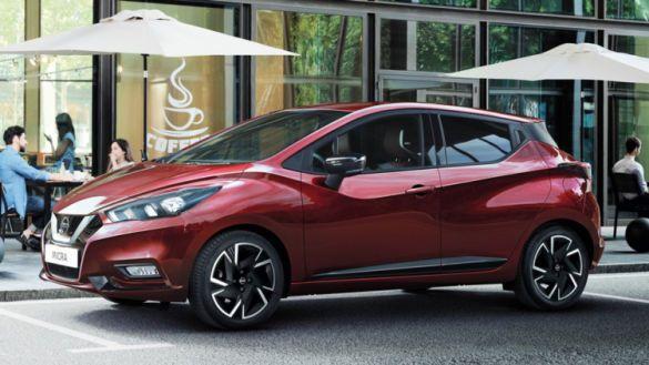 Оновлений Nissan Micra