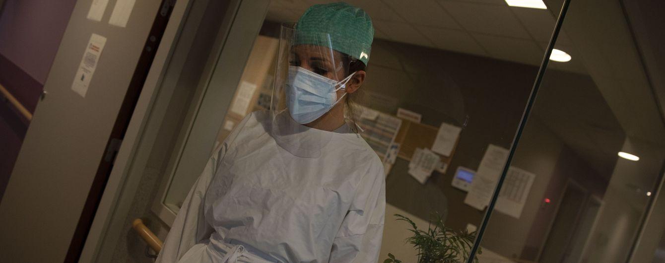 В Хмельницкой области из-за роста заболеваемости коронавирусом запретили плановую госпитализацию