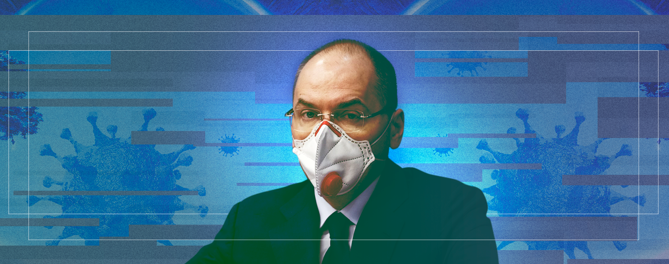 Степанов с коронавирусом: как и где лечится глава Минздрава и что об этом пишут в соцсетях