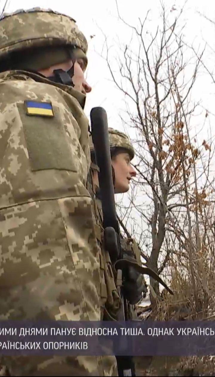 Бойовики під Горлівкою ночами облаштовують лінію оборони, а вдень запускають дрони
