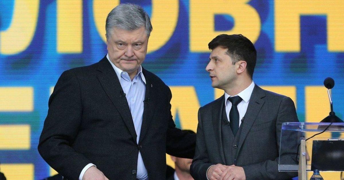 """""""Будемо у бюджет повертати все, що вкрали"""": Зеленський і Порошенко поскандалили в соцмережах"""