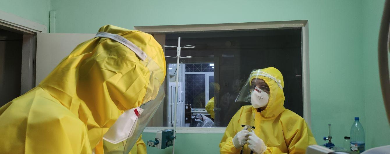 Коронавірус в Україні сьогодні: статистика на 19 січня