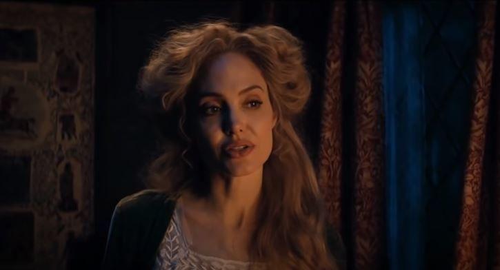 Анджеліна Джолі у фільмі Пітер Пен та Аліса_2