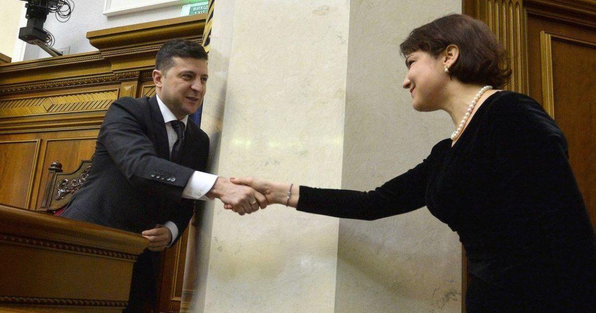 Найбільше українці продовжують довіряти Зеленському, найменше - Венедіктовій - опитування