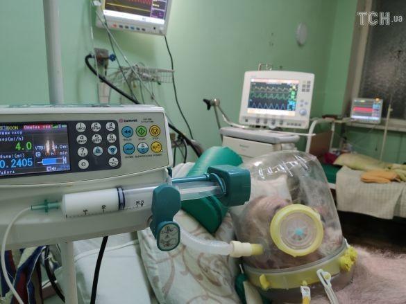 9-та міська лікарня Києва реанімація коронавірус