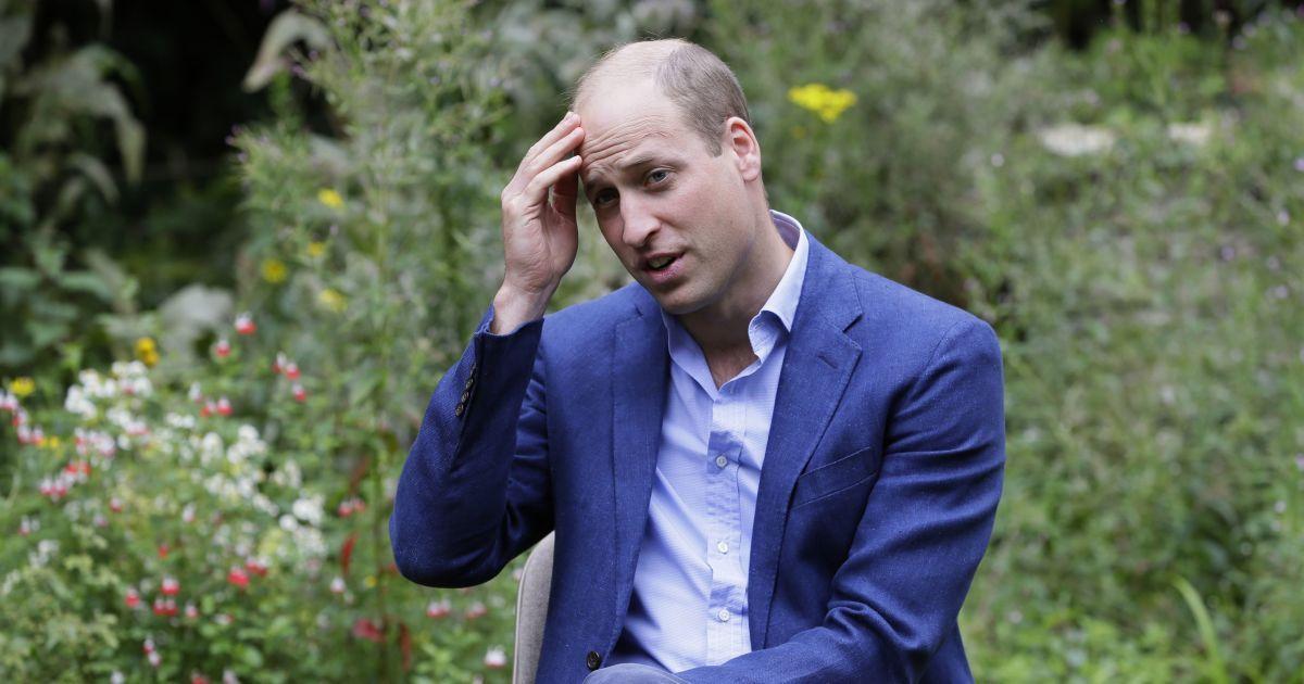 Принц Вільям прокоментував скандал навколо інтерв'ю принцеси Діани