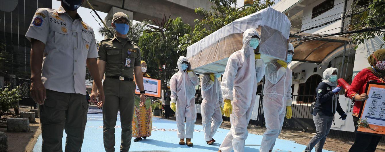 В мире от осложнений коронавируса умерли более 1,4 млн человек