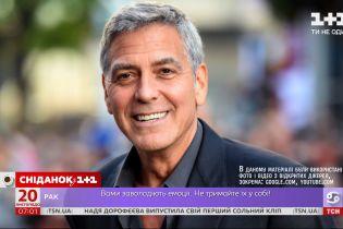 Джордж Клуні розповів, що якось подарував своїм 14 друзям по мільйону