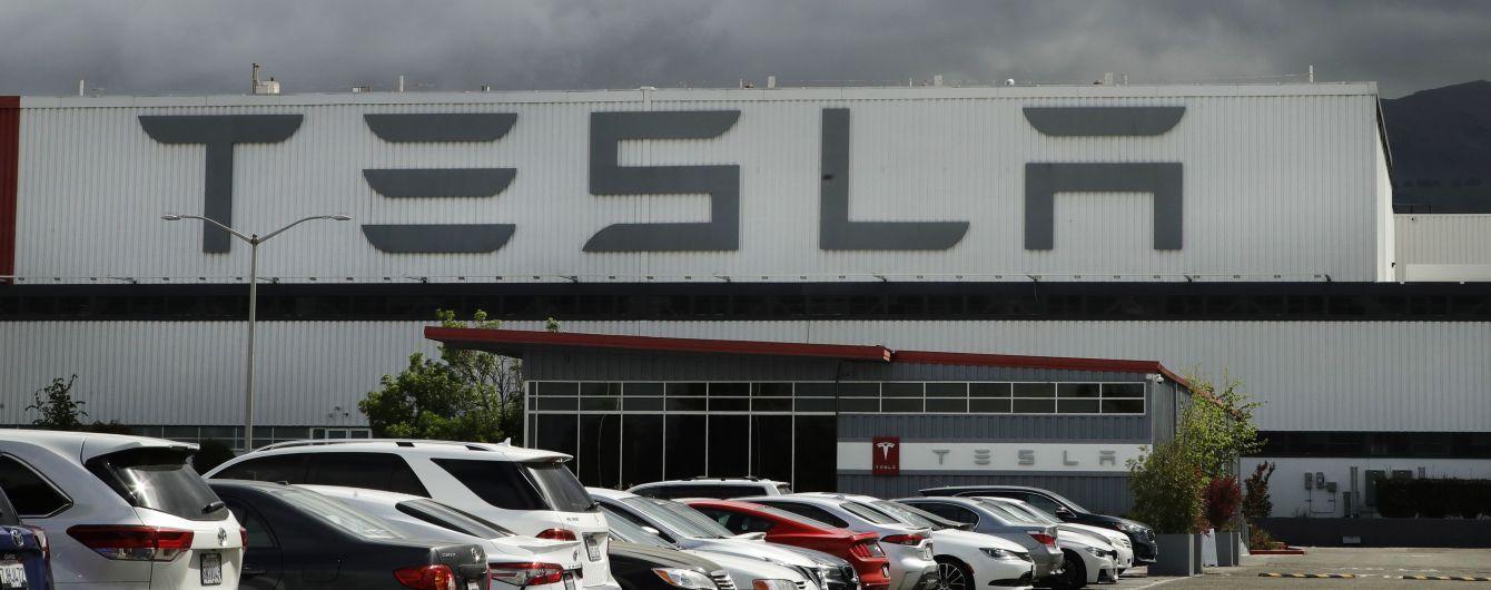 Tesla встановила рекорд за вартістю акцій