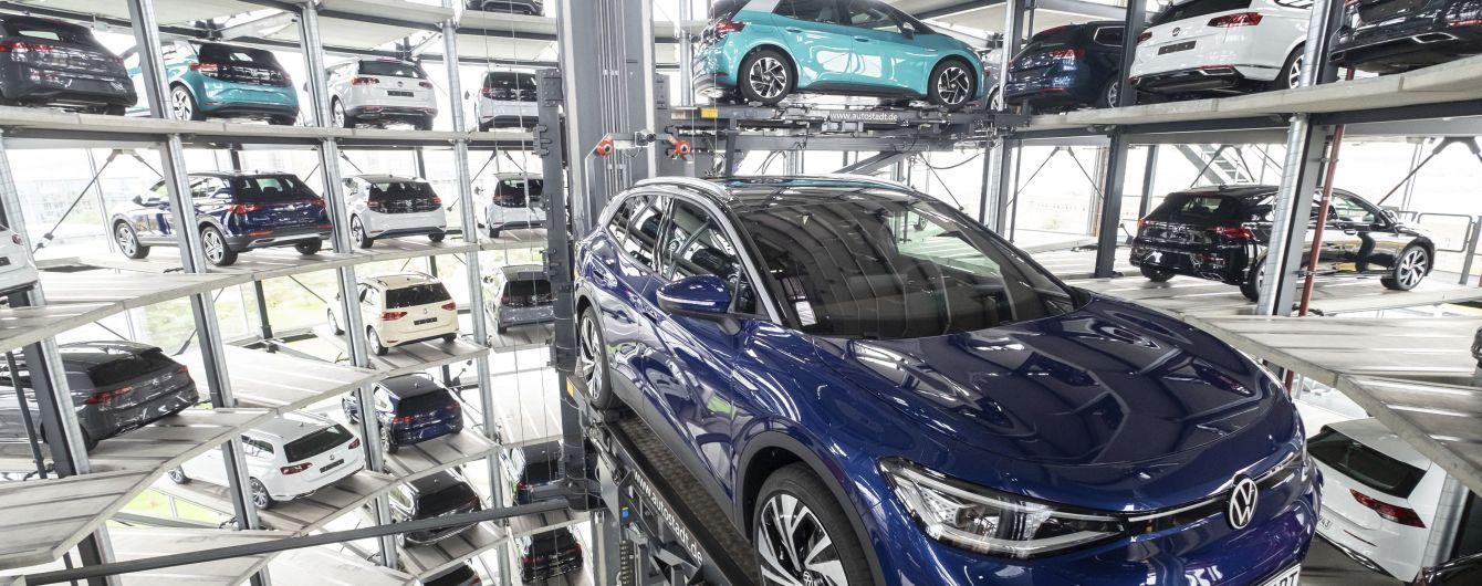 Складений рейтинг топ-10 автомобільних брендів Європи в 2020 році