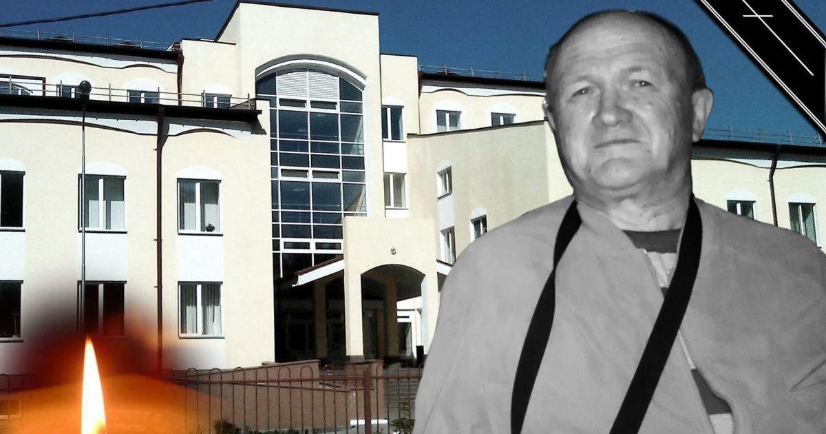 Под Киевом от коронавируса умер медик, после лечения дома попал в реанимацию