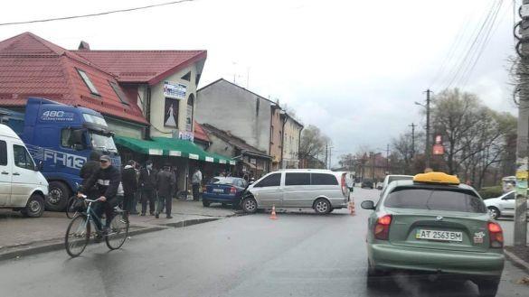 ДТП в Болехові