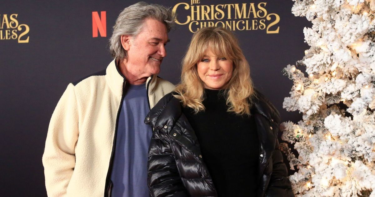 Після 33-річної перерви Курт Рассел і Голді Гоун зіграють в одному фільмі