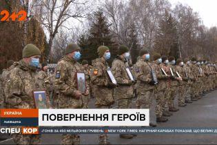 З передової додому: у Львівську область повернулися понад 2 тисячі військових 24 механізованої бригади