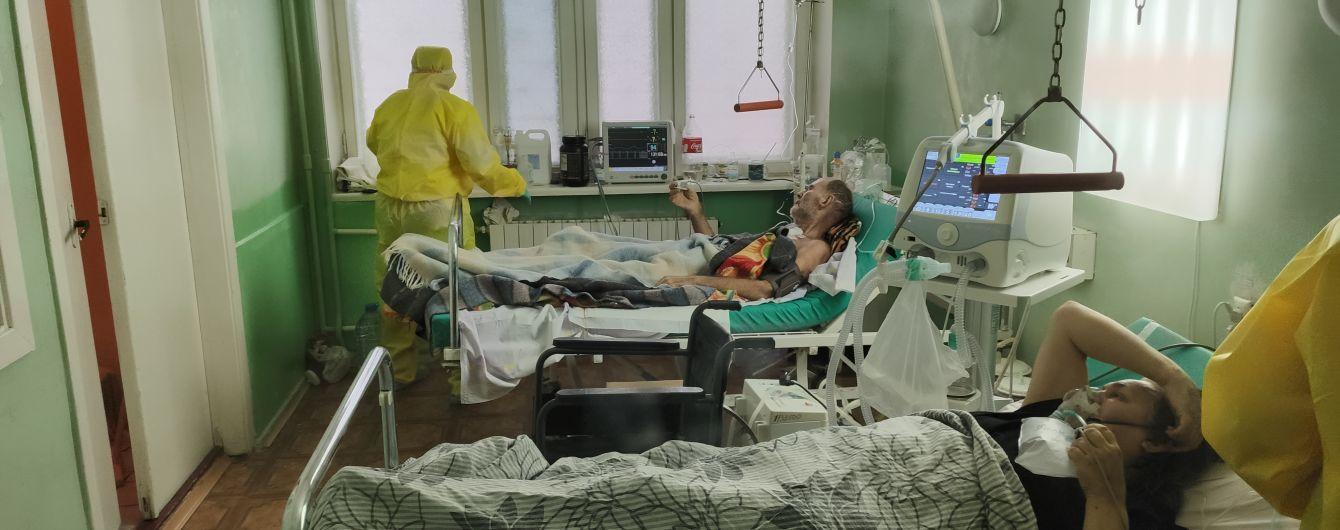 Врачам приходится выбирать, кому отдать спасительный кислород: какая ситуация в больницах Украины для больных коронавирусом