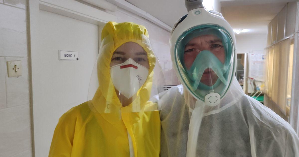 В Одессе не хватает врачей для работы с инфицированными коронавирусом: регистрируют рекордные госпитализации