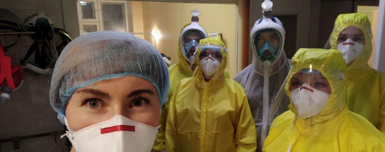 Ковідна передова: спецрепортаж із реанімації, заповненої інфікованими коронавірусом пацієнтами
