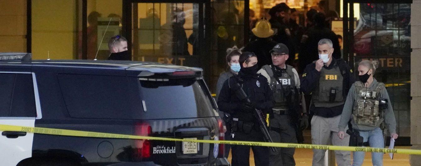 В США произошла стрельба в торговом центре: есть пострадавшие