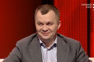 Ексміністр економіки Милованов заявив, що вже є радником Єрмака