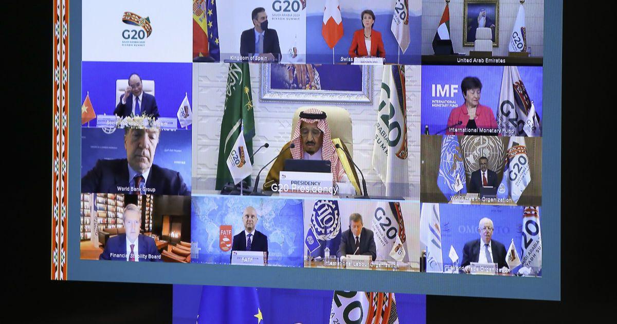 На саміті G20 обговорюють доступність вакцини від COVID-19
