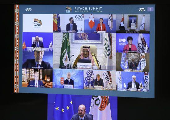 На саммите G20 обсуждают доступность вакцины от COVID-19