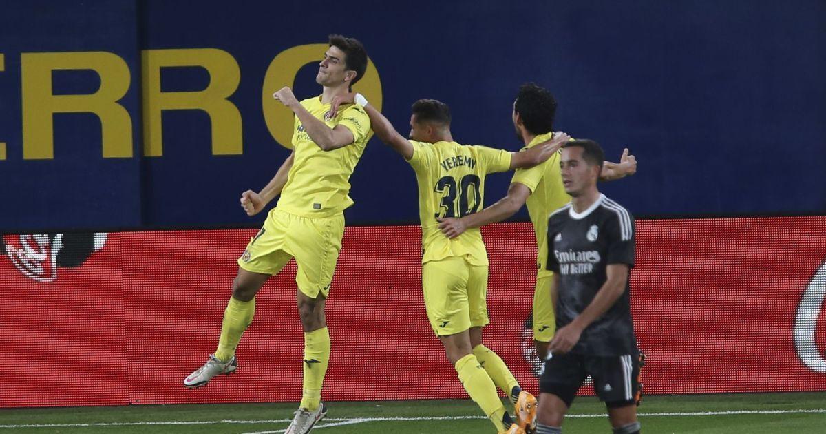 """Реал"" снова споткнулся в Чемпионате Испании, Лунин остался в запасе"