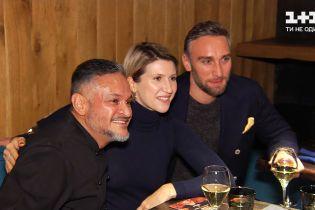 Шеф-повар Эктор Хименес-Браво пригласил звезд на экзотический гала-ужин в ресторан
