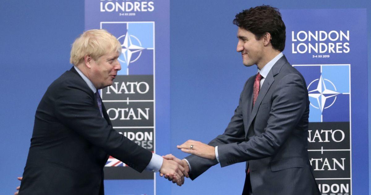 Великобритания и Канада заключили предварительное торговое соглашение