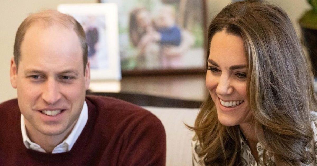 У блузі від Michael Kors і з красивим укладанням: герцог і герцогиня Кембриджські провели онлайн-зустріч