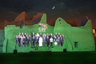 Другий день саміту G20: через демарш Трампа рішень ухвалювати не будуть