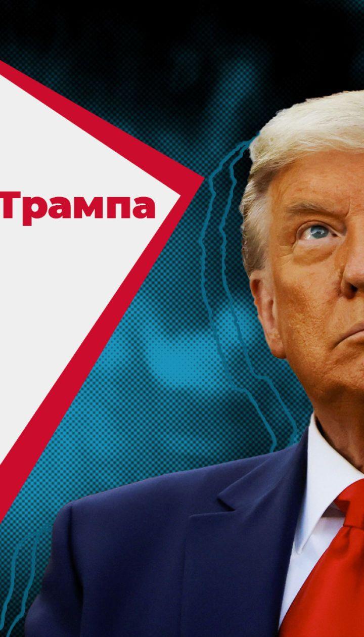Останні кроки Трампа: які проблеми може лишити чинний президент США своєму наступнику