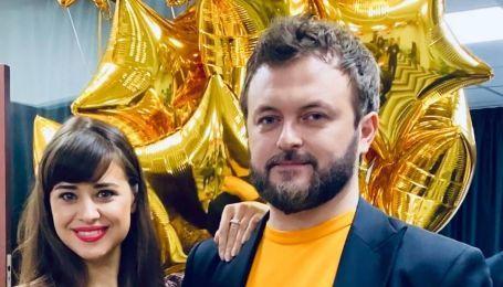 Дружина Дзідзьо показала фото зі святкування дня народження чоловіка