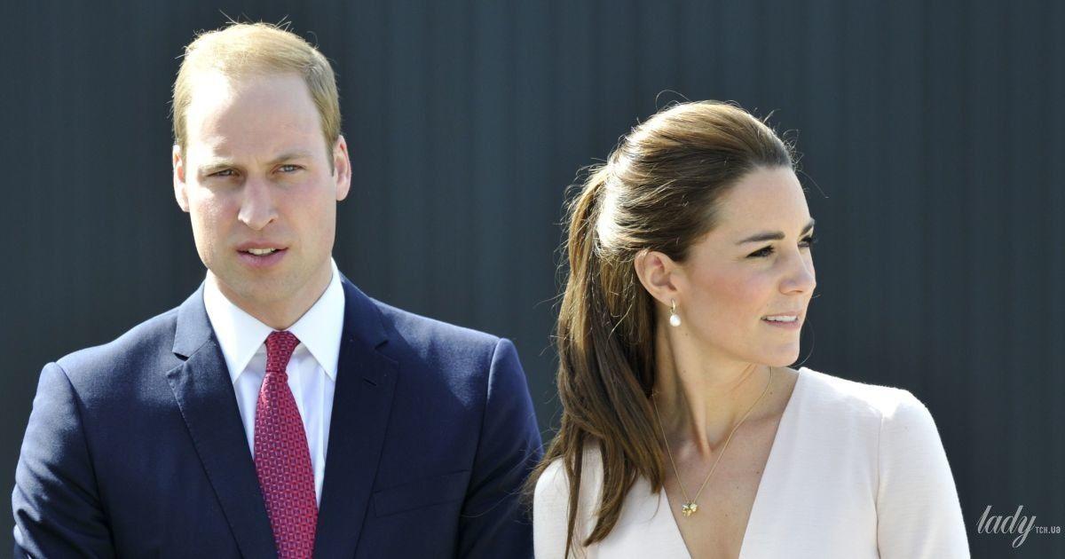Герцогиня Кембриджская и принц Уильям поделились грустной новостью