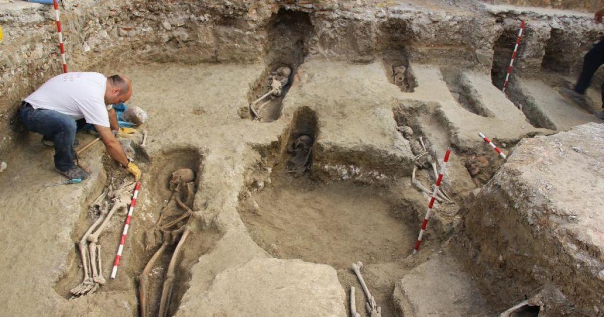 В Испании нашли 4500 захоронений мусульман