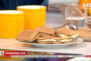Печиво з маслом і какао – Рецепти з дитинства
