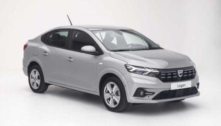 З'явилися перші зображення Renault Logan для українського ринку