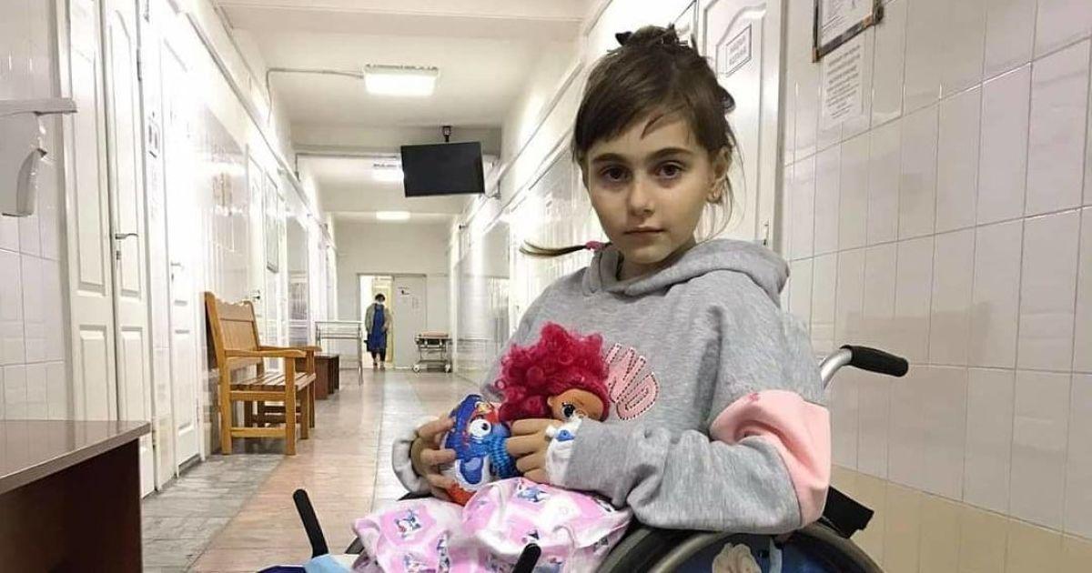 Долею Софійки перейнялася вся Україна: дитині потрібна допомога