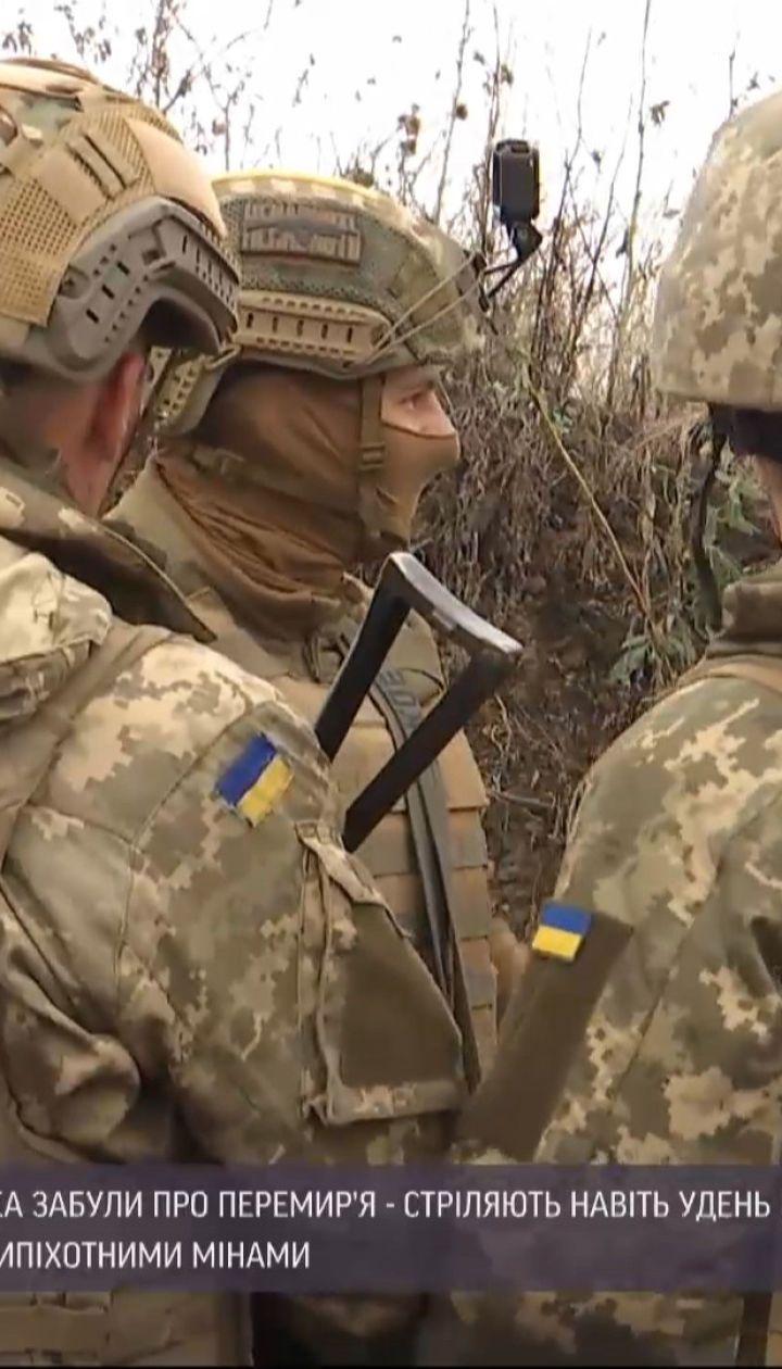 Російські окупанти на Приазов'ї геть забули про режим тиші