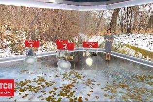 До України повертаються дощі й мокрий сніг