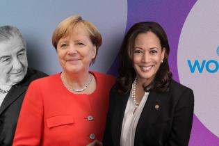 Відомі жінки-миротворці: від Кейт Шеппард до Ангели Меркель і Камали Гарріс