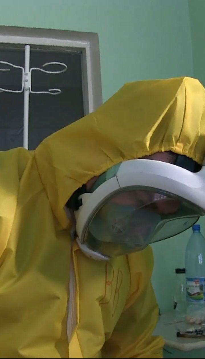 С начала пандемии 650 тысяч украинцев получили положительный тест на COVID-19