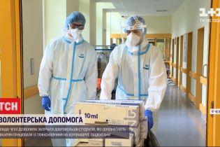 У Чехії волонтери-студенти будуть допомагати медикам із тяжкохворими на COVID-19