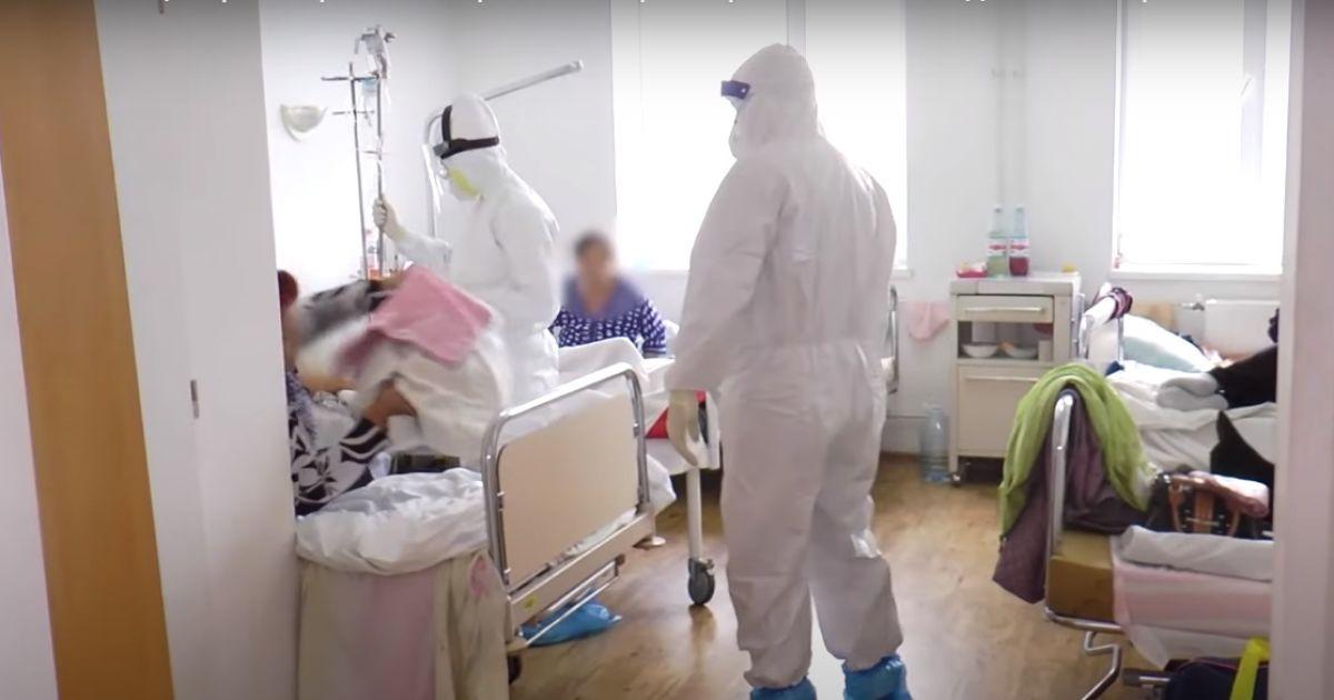 Насколько загружены коронавирусные больницы Киева: в КГГА дали ответ
