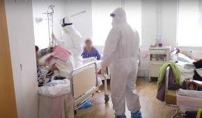 Наскільки завантажені коронавірусні лікарні  Києва: у КМДА дали відповідь